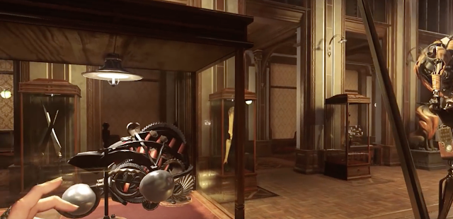Dishonored 2 presenta La mansión mecánica 1