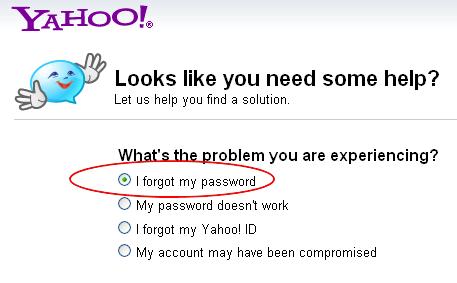 Cara Memperbaiki Email Yahoo Yang Lupa Password Dan Tidak Bisa Login