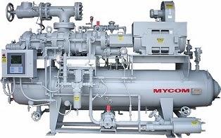 Compressor mycom Manual
