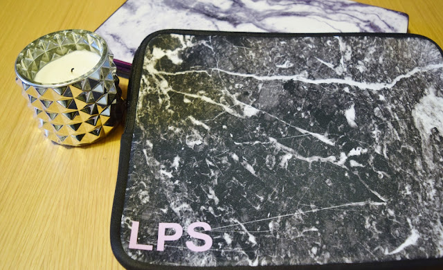 Marble Laptop Case