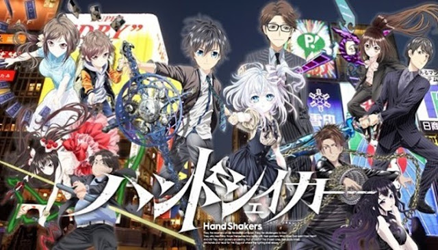 Download Hand Shakers Subtitle Indonesia [Batch]