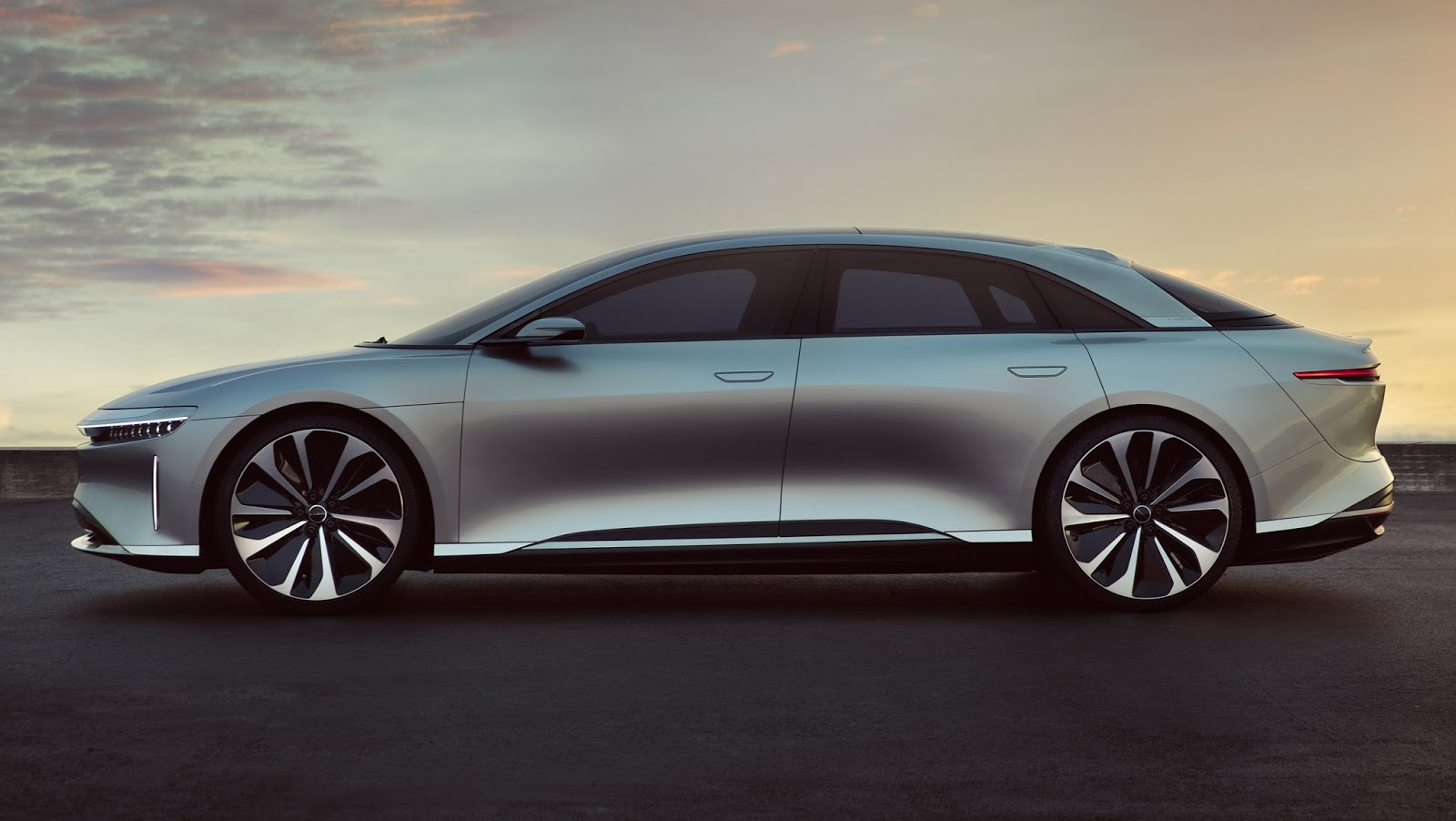 Lucid Motors: el nuevo anti-Tesla que viene desde China : Autoblog ...