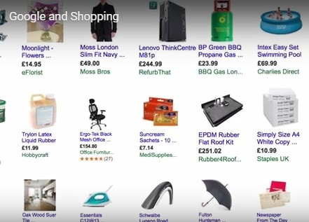 Google and Shopping