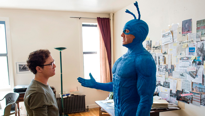 The Tick amazon serie