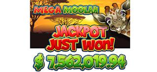 MegaMoolah Jackpot