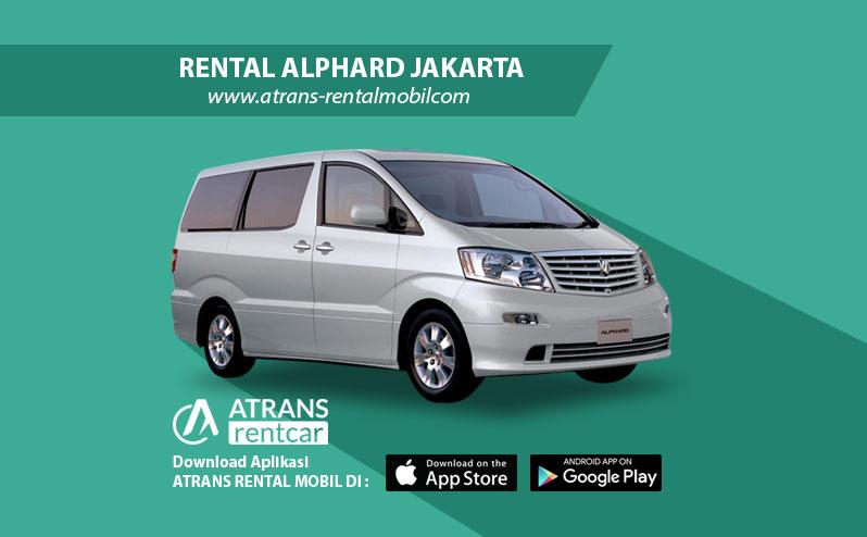 Rental Mobil Alphard Murah Jakarta