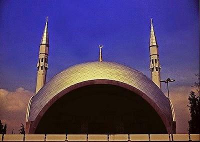 7 Gambar Percayakah Anda Masjid Cantik Ini Adalah