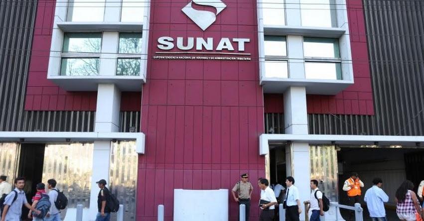 SUNAT: Contribuyentes electrónicos podrán emitir facturas físicas excepcionalmente - www.sunat.gob.pe