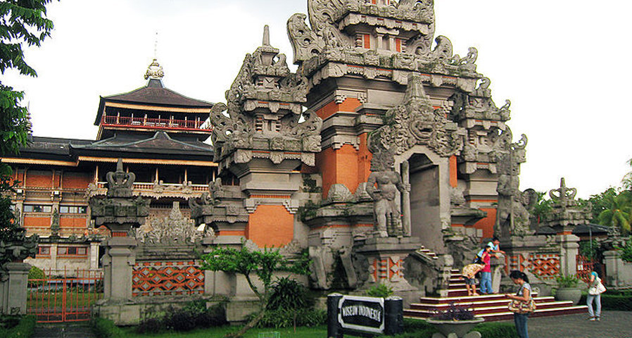 Archipelago Tourism Tmii Taman Mini Indonesia Indah