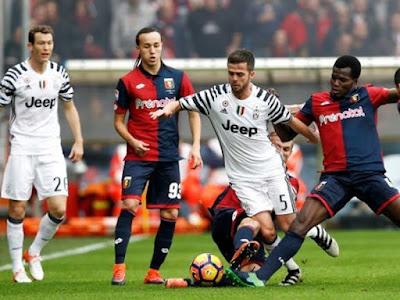 Agen Resmi Togel SGP Terpercaya - Mengejutkan, Juventus Tumbang Ditangan Genoa di Luigi Ferraris