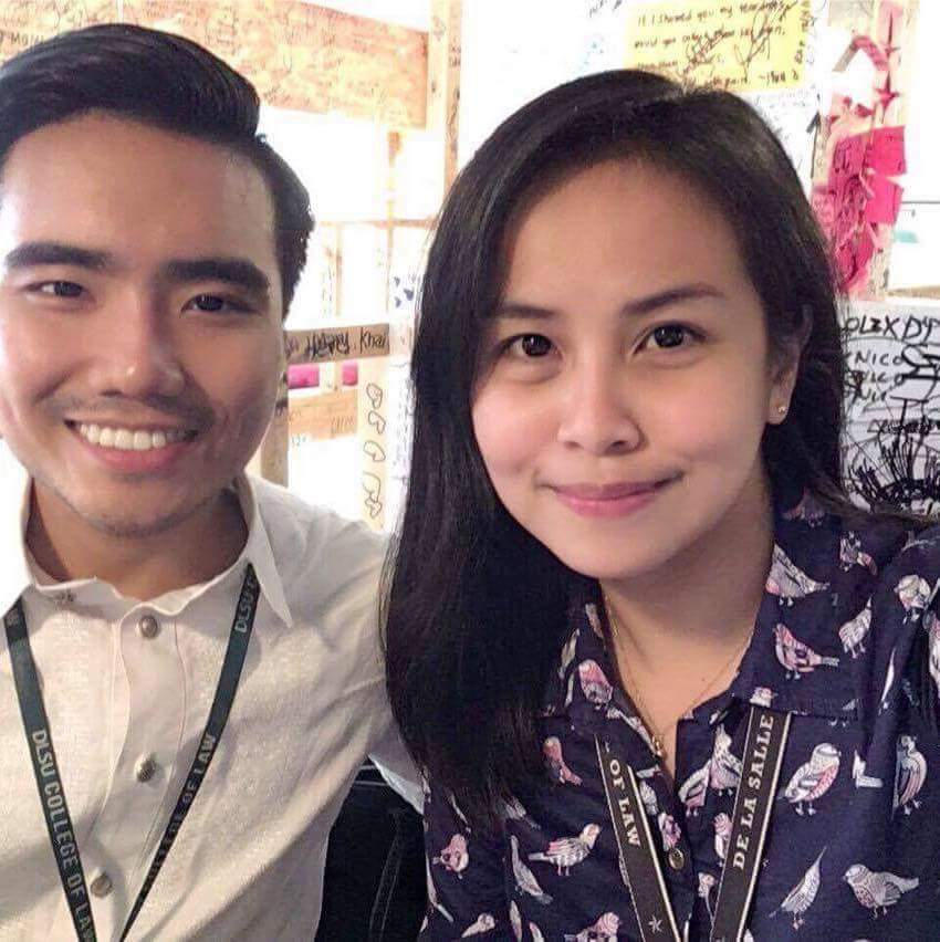 'Couple goals!' Sweethearts from Cavite pass the bar exam together
