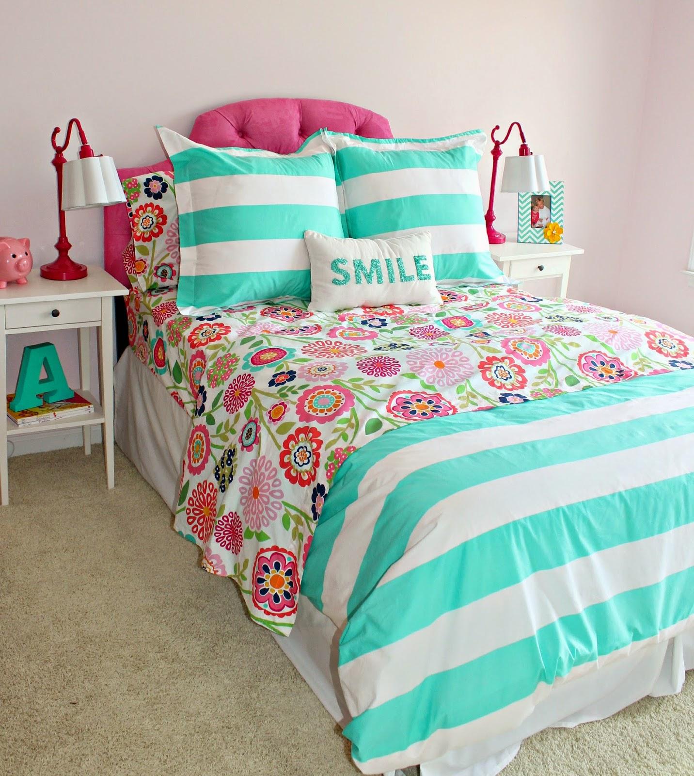 Carolina On My Mind Hadley S Nursery Big Girl Bedroom