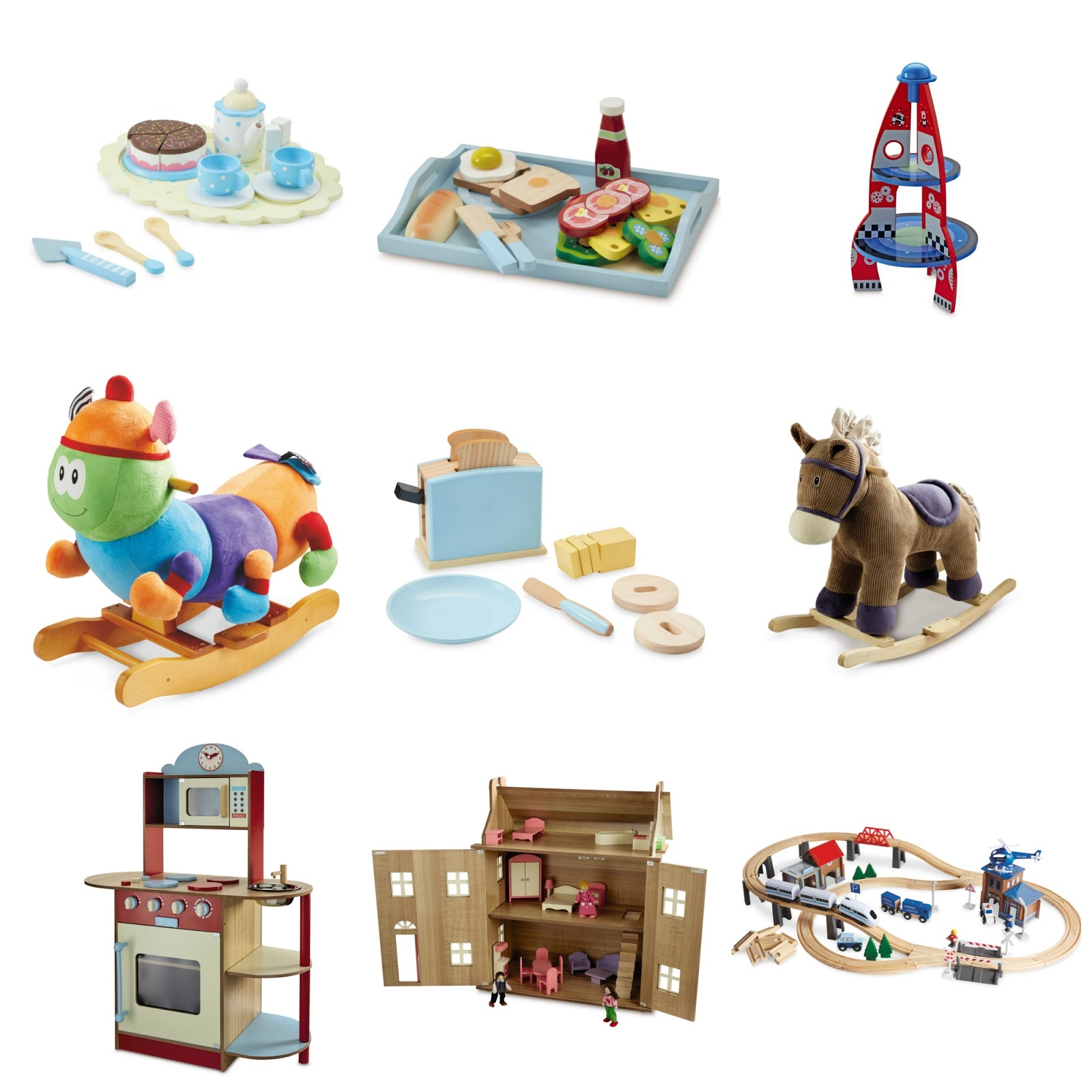 Wafflemama.: Beautiful Toys! >> Aldi\'s Fab Toy Event