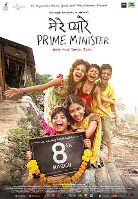 Mere Pyare Prime Minister 2019 Hindi 480p WEB HDRip 300Mb x264