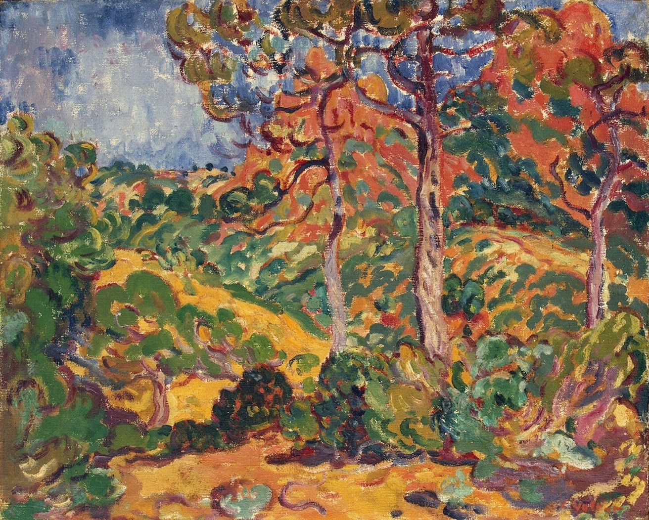 Fauvism Paintings And Artists