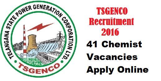 TSGENCO Recruitment 2016 – 41 Chemist Vacancies Apply Online/2016/05/tsgenco-recruitment-201641-chemist-vacancies-apply-online.html