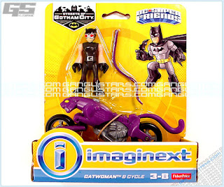 Streets of Gotham Catwoman & Cycle Walmart Batman Fisher-Price Imaginext DC Comics Super Friends アメコミ バットマン