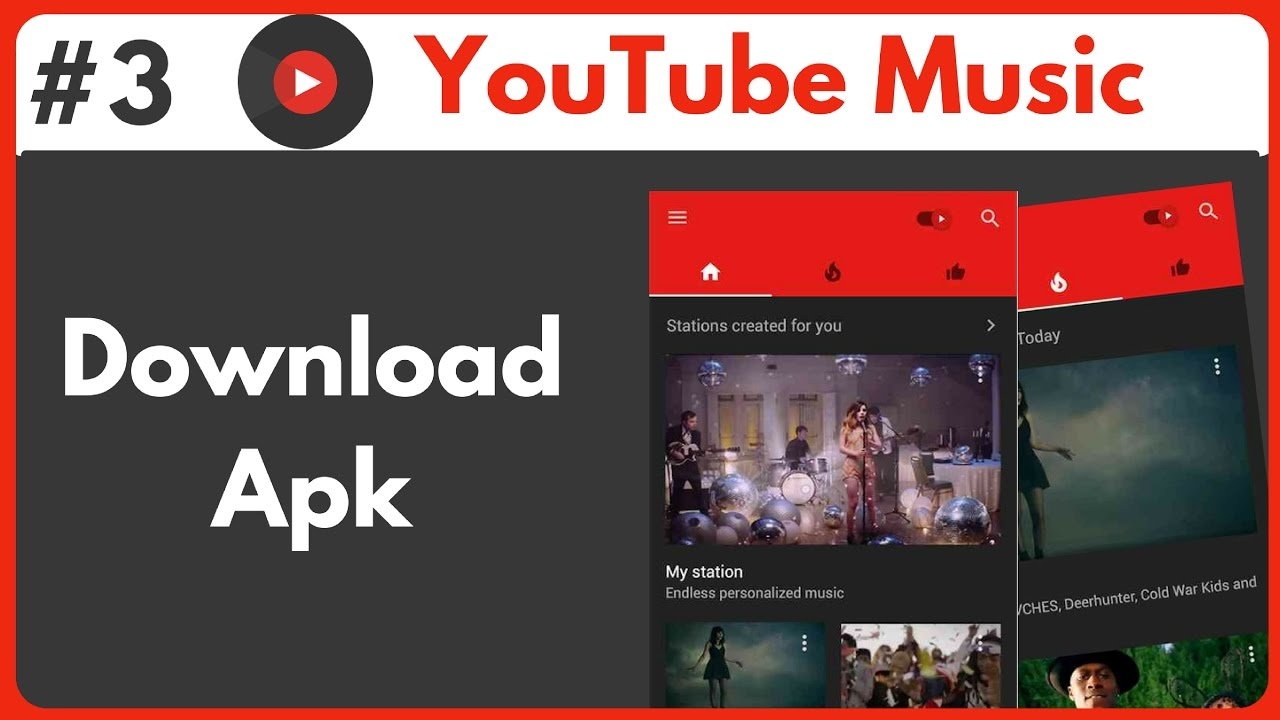 YouTube Music APK (MOD) for Android - DL Directories - A Place for