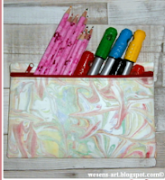 http://wesens-art.blogspot.de/2016/08/marbled-pencil-case.html