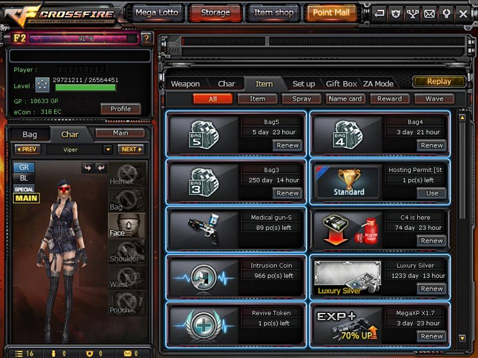 CrossFire 2 0 Hack Ecoin 99999999999 exe Tool V 2 (Daily