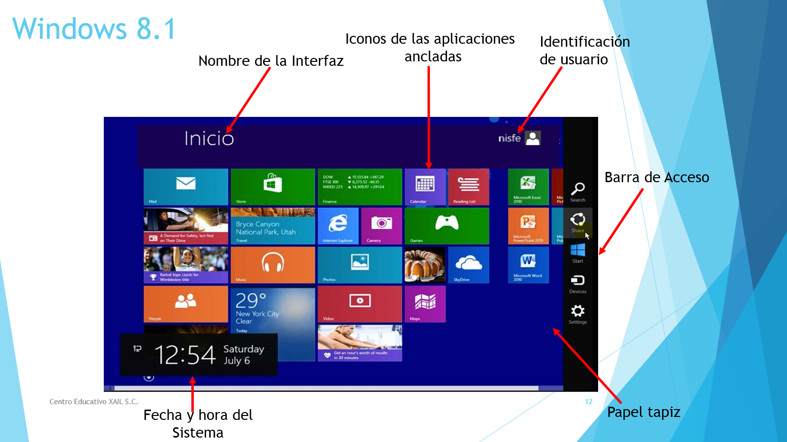 Dise o en inform tica windows 8 1 for Diseno arquitectonico informatica