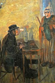 musées royaux des beaux-arts de Bruxelles  musée Fin du siècle James Ensor : les masques scandalisés