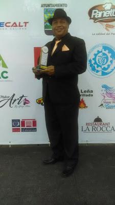 Antonio Garabito: Comentarista del Año en los Premios de Oro