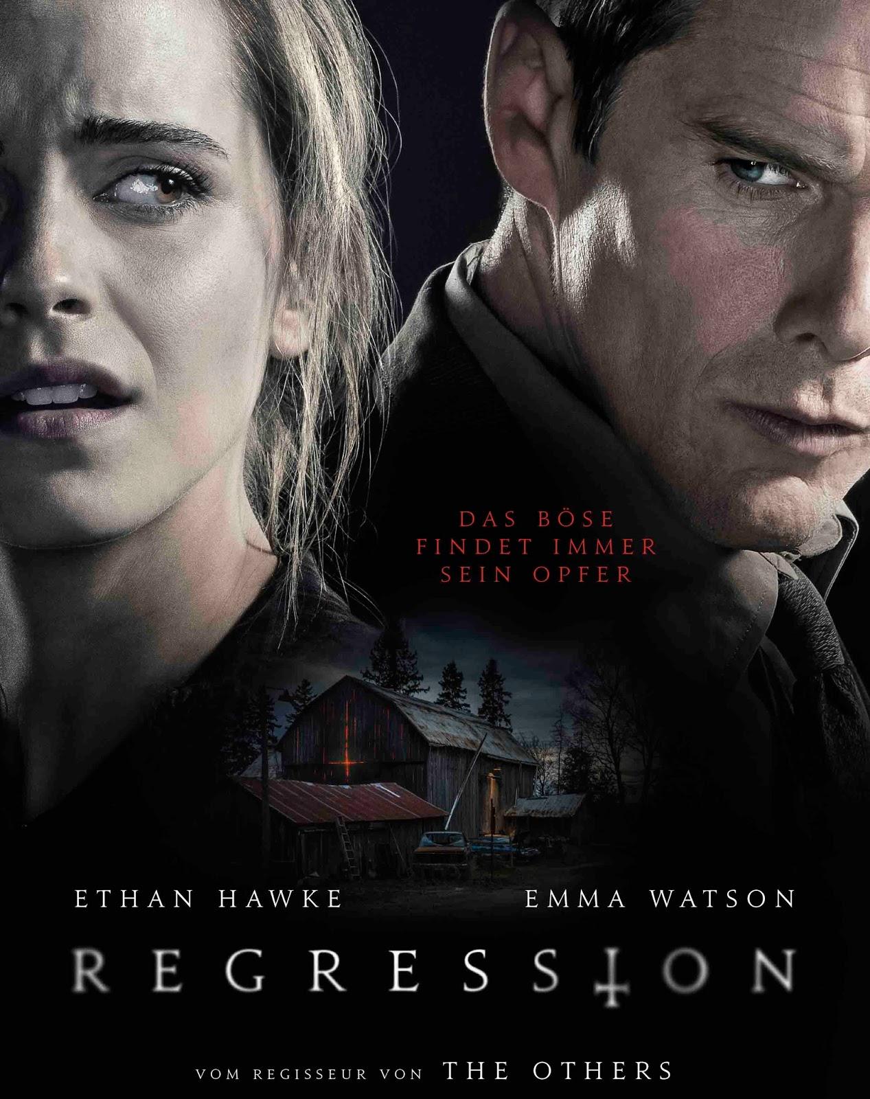 Regressão Torrent – Blu-ray Rip 720p Legendado (2015)