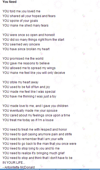 Good Father's day poems from wife | Father's day 2013 News