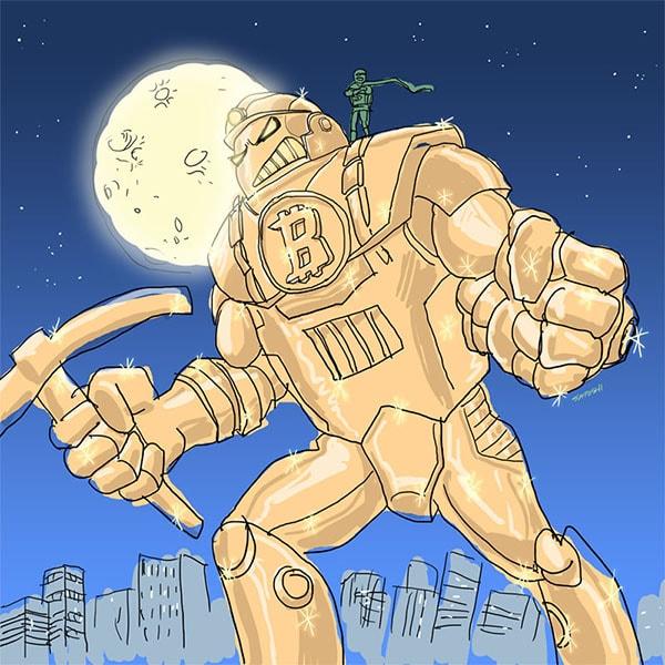 Децентрализованных криптосети 4