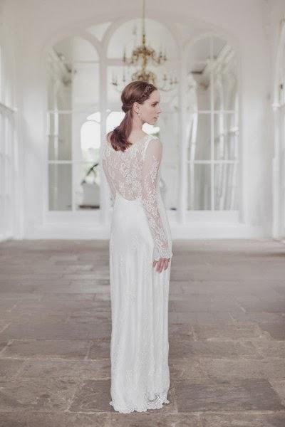 Vestidos de Novia con encaje | Moda 2014