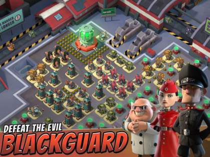 Download Boom Beach apk for android