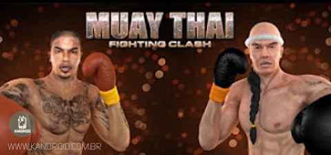 Muay Thai – Fighting Clash v1.01 Apk Mod [Money]