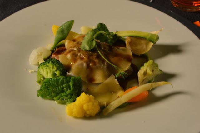 Restaurant Skab Nimes veal