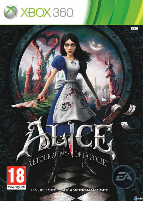 Alice Madness Returns Xbox 360 Rgh Mega Espanol Juegos