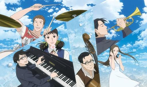 Review Anime Sakamichi No Apollon