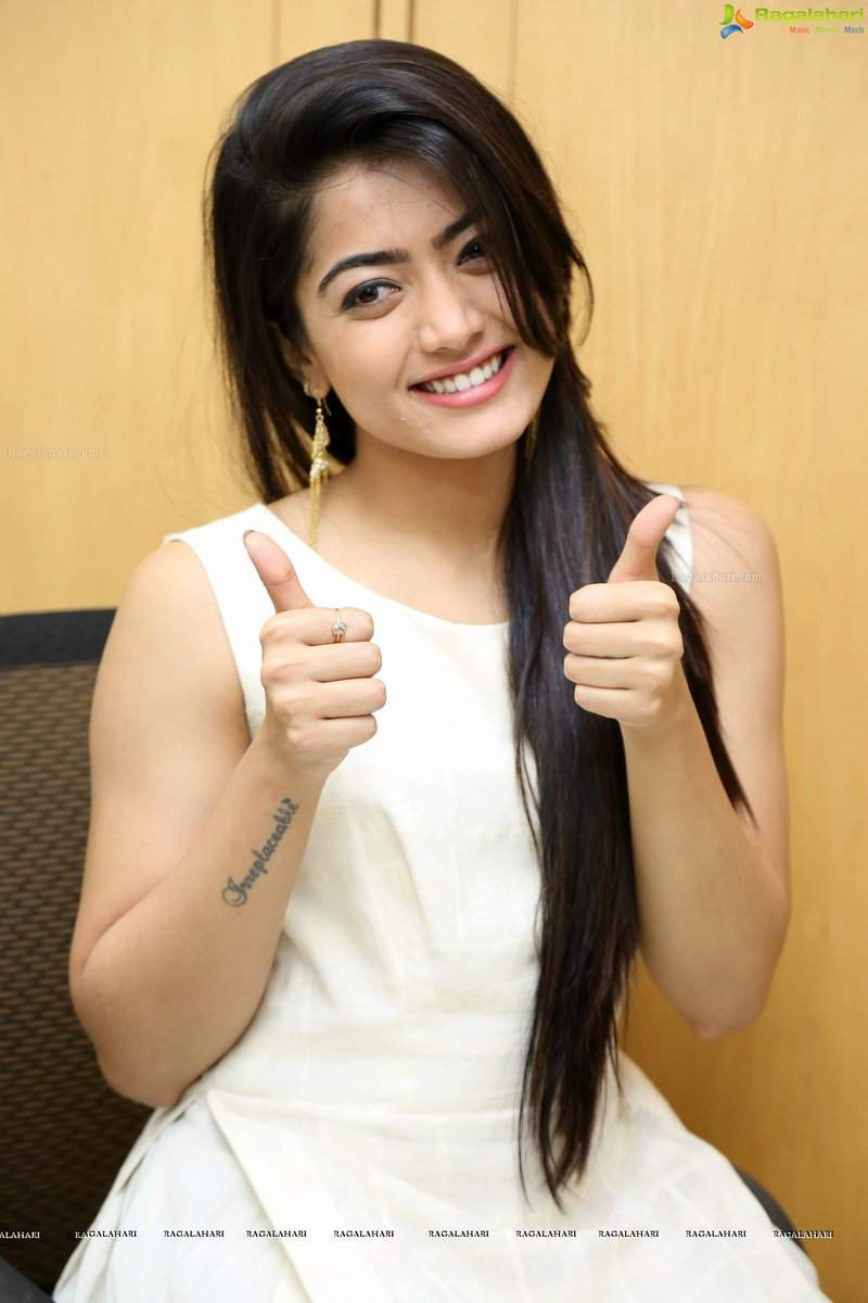 Telugu Actress Rashmika Mandanna Hot Photos 35-8049