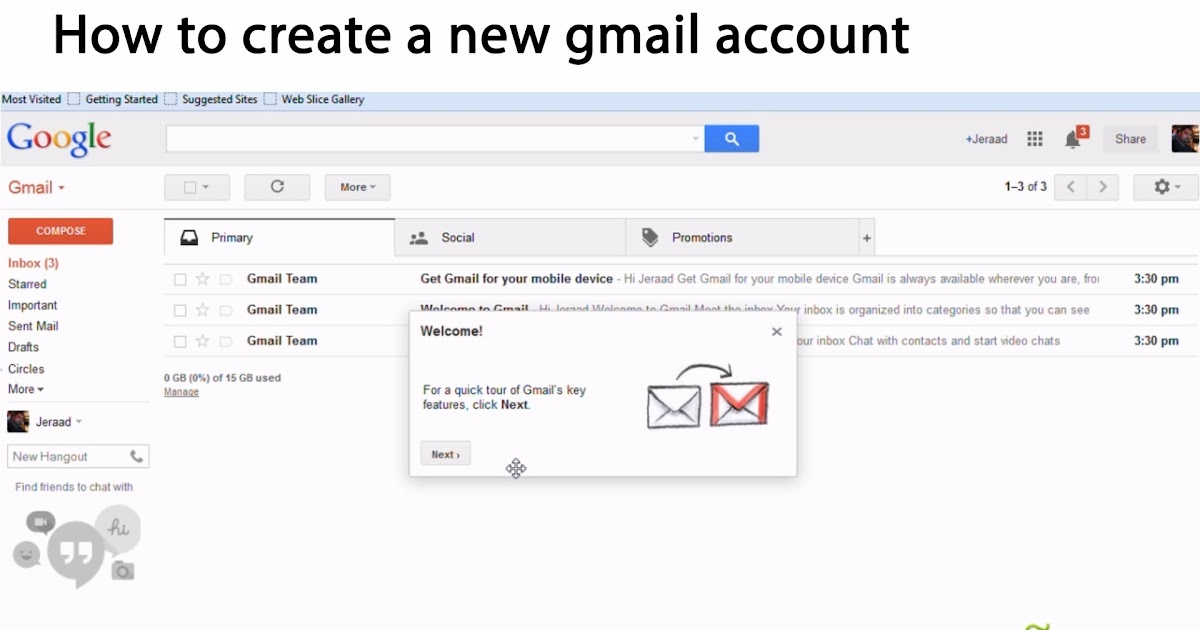 Change your Gmail language settings