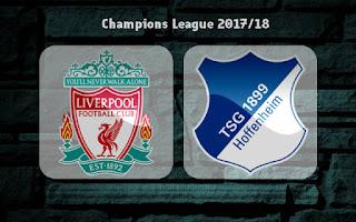 Kèo sáng Liverpool vs Hoffenheim (Cup C1 Châu Âu - 24/8/2017)