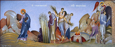 Parable of the Sower icon