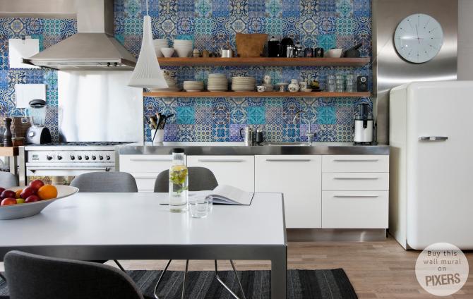 Personaliza tus paredes con fotomurales