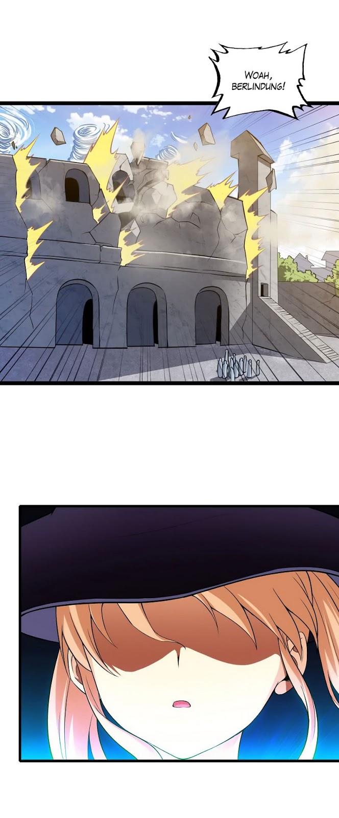 Komik My Wife is a Demon Queen Chapter 50 Gambar 13