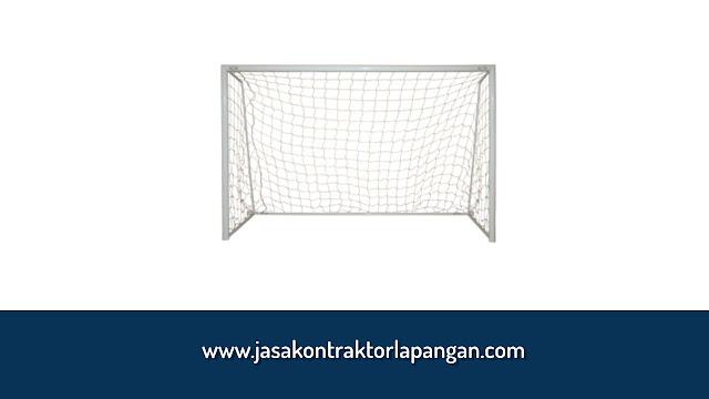 Jasa Pembuatan Tiang Gawang Futsal Murah