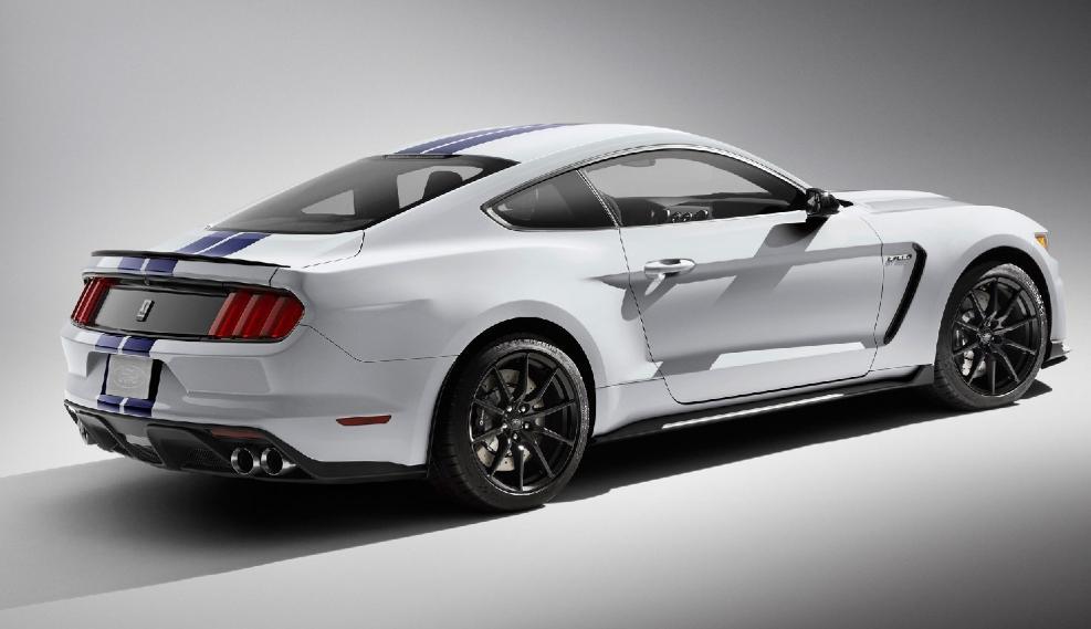 2020 Mustang Rendering