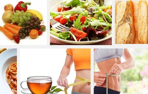 Dieta simples para perder peso rápido