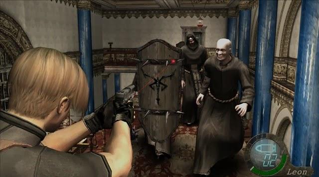 تحميل لعبة resident evil 4 ppsspp