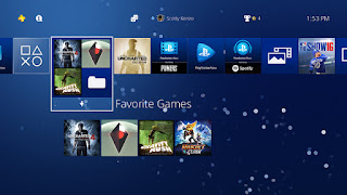 Playstation 4 System Software Update