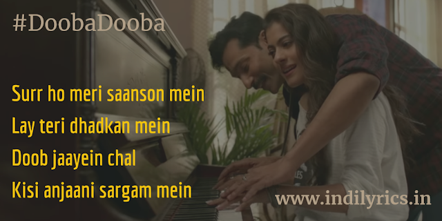 Dooba Dooba Mann | Helicopter Eela | Full Song Lyrics with English Translation and Real Meaning | Arijit Singh & Sunidhi Chauhan