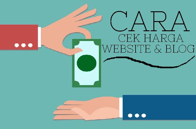 Cara Cek Estimasi Harga Website