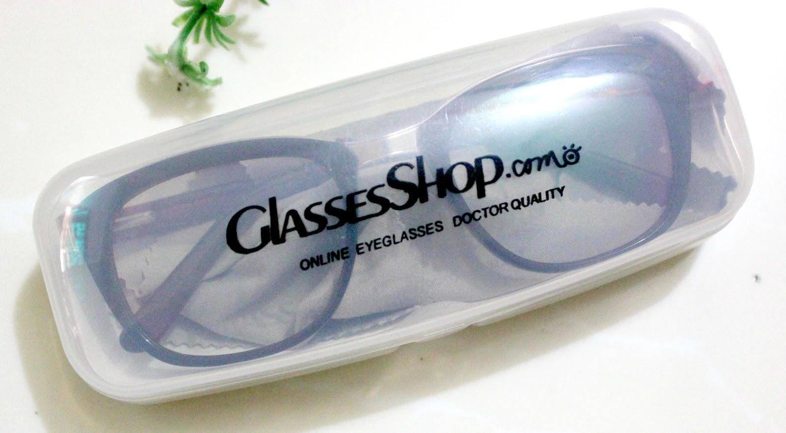 GlassesShop.com Haul: Gemini Wayfarer (Burgundy) - Makeup ...